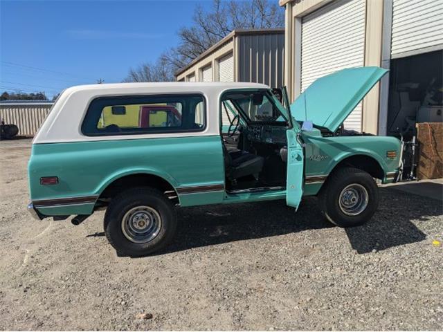 1969 Chevrolet Blazer (CC-1445719) for sale in Cadillac, Michigan