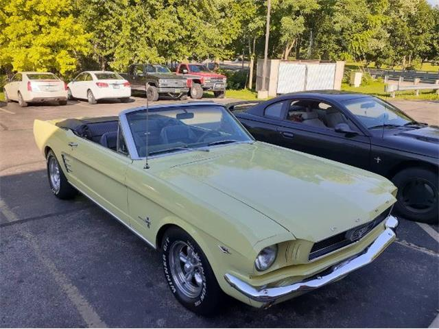 1966 Ford Mustang (CC-1445722) for sale in Cadillac, Michigan