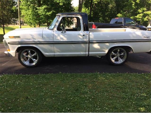 1971 Ford F100 (CC-1445726) for sale in Cadillac, Michigan