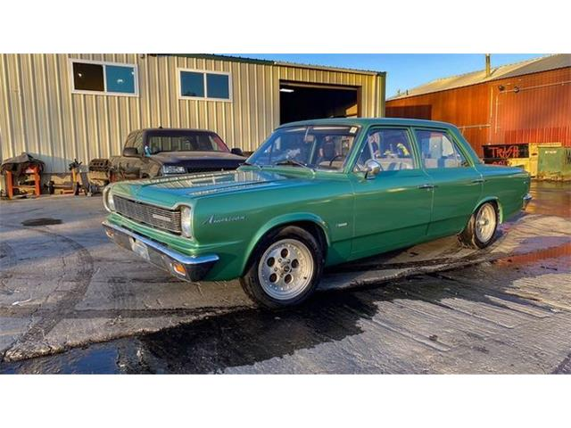 1967 AMC Rambler (CC-1445727) for sale in Cadillac, Michigan