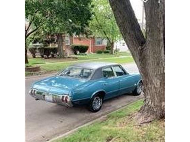 1970 Oldsmobile Cutlass (CC-1445732) for sale in Cadillac, Michigan