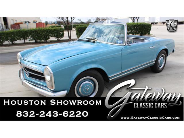 1964 Mercedes-Benz 230SL (CC-1445742) for sale in O'Fallon, Illinois
