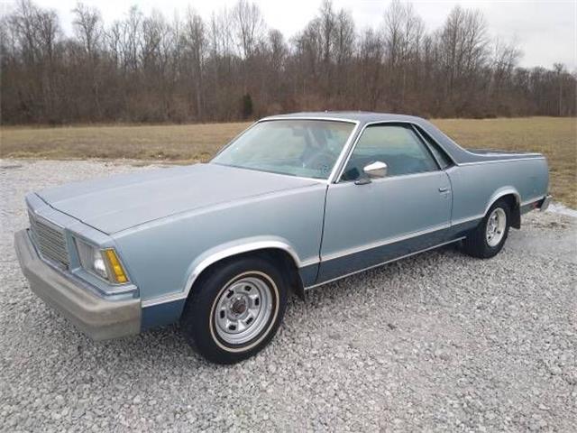 1979 Chevrolet El Camino (CC-1445748) for sale in Cadillac, Michigan