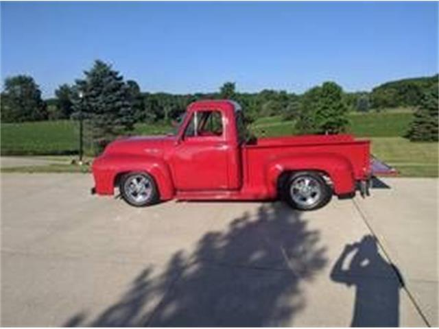 1953 Ford F100 (CC-1445750) for sale in Cadillac, Michigan