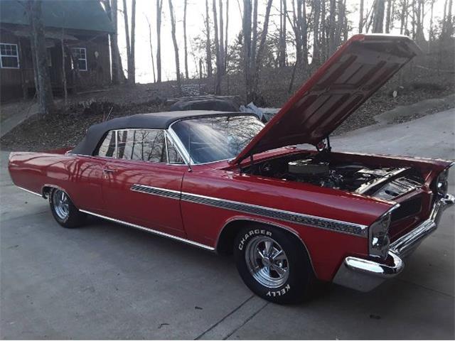 1963 Pontiac Bonneville (CC-1445756) for sale in Cadillac, Michigan