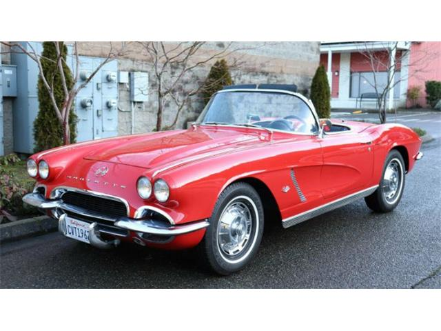 1962 Chevrolet Corvette (CC-1445760) for sale in Cadillac, Michigan