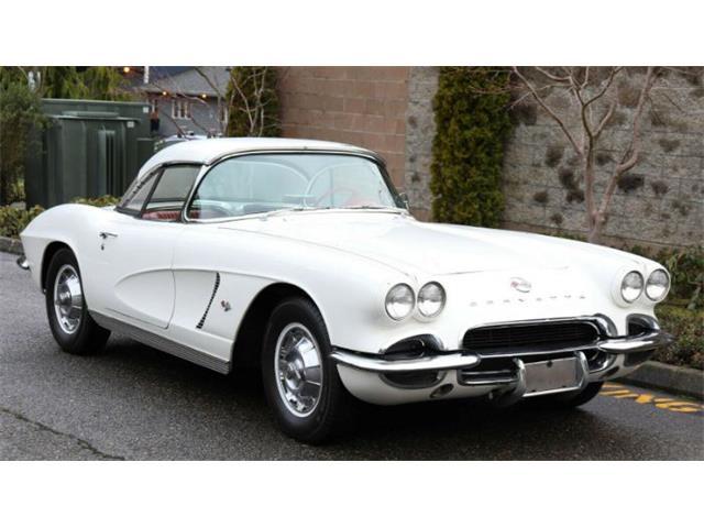 1962 Chevrolet Corvette (CC-1445761) for sale in Cadillac, Michigan