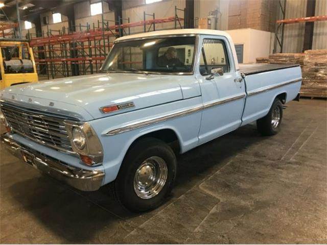 1968 Ford F100 (CC-1445763) for sale in Cadillac, Michigan