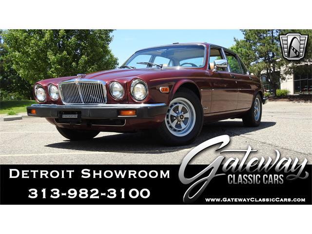1986 Jaguar XJ6 (CC-1440577) for sale in O'Fallon, Illinois