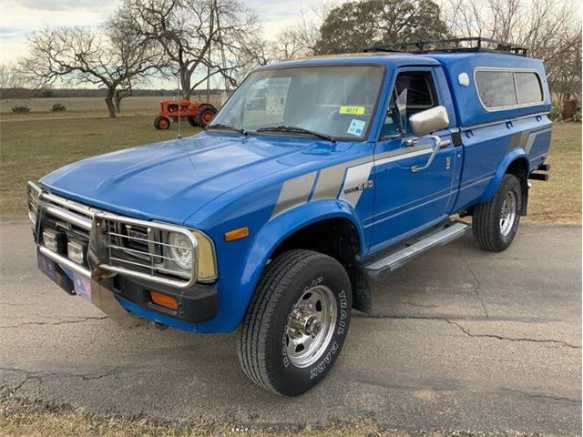 1980 Toyota Hilux (CC-1445777) for sale in Fredericksburg, Texas