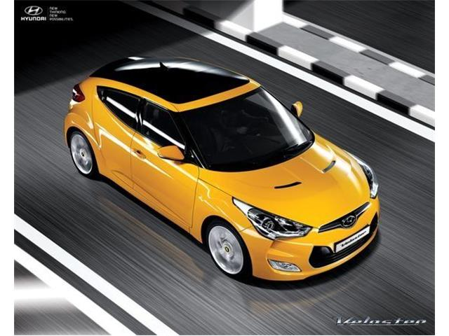 2013 Hyundai Veloster (CC-1445783) for sale in Hilton, New York