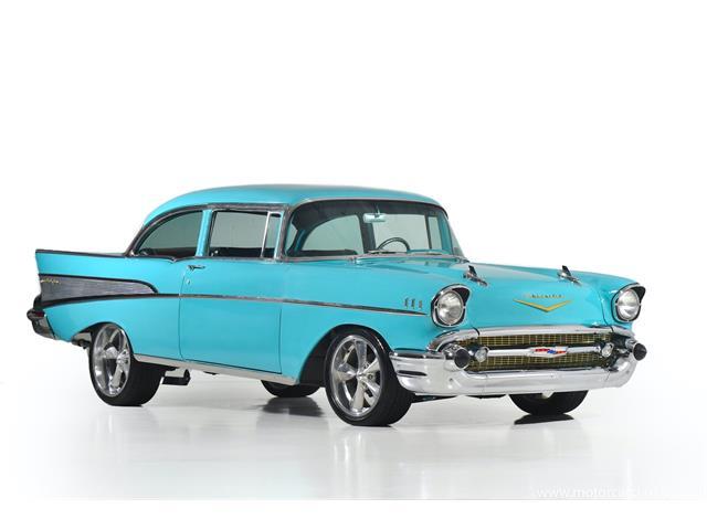 1957 Chevrolet Bel Air (CC-1445791) for sale in Farmingdale, New York