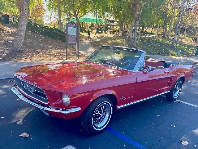 1967 Ford Mustang (CC-1440058) for sale in Palm Springs, California