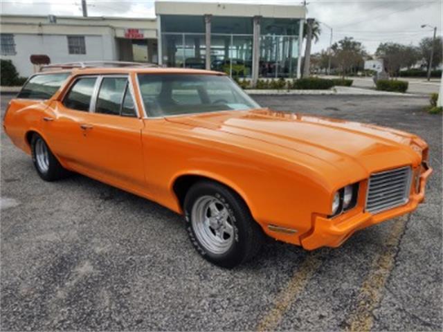 1972 Oldsmobile Cutlass (CC-1445805) for sale in Miami, Florida