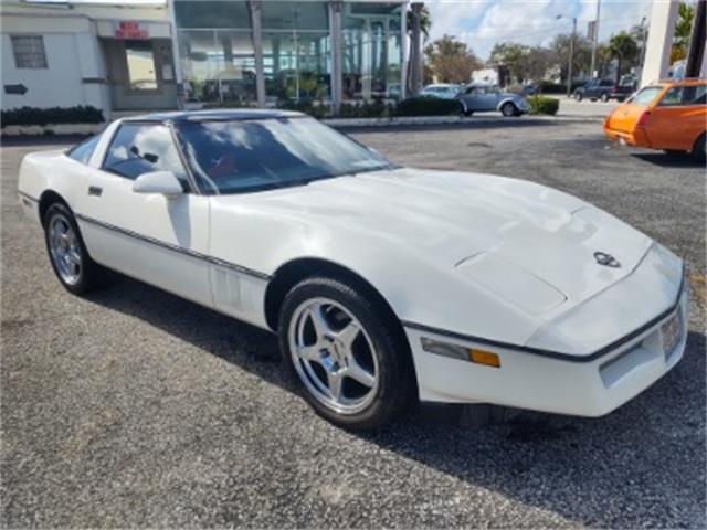 1985 Chevrolet Corvette (CC-1445806) for sale in Miami, Florida
