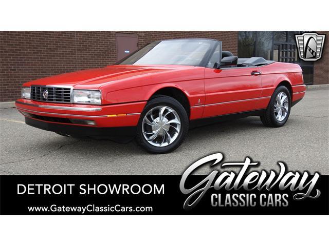 1990 Cadillac Allante (CC-1440581) for sale in O'Fallon, Illinois