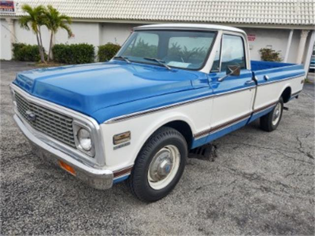 1972 Chevrolet 3/4-Ton Pickup (CC-1445810) for sale in Miami, Florida