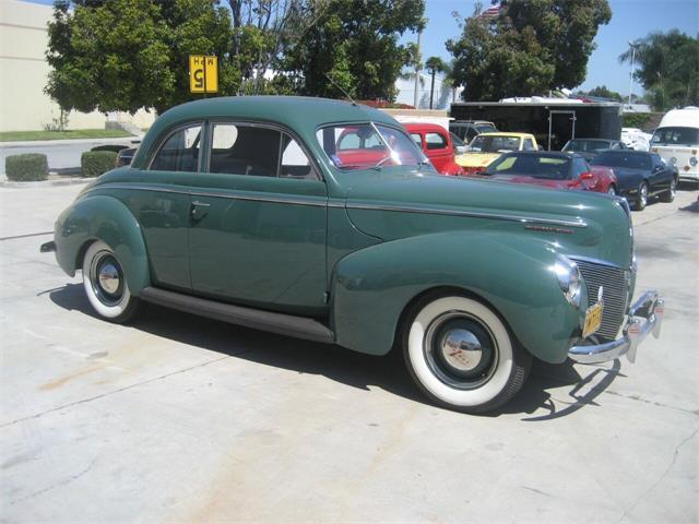 1940 Mercury 2-Dr Coupe (CC-1445826) for sale in Brea, California