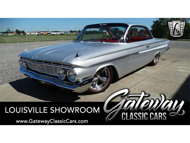 1961 Chevrolet Impala (CC-1445827) for sale in O'Fallon, Illinois
