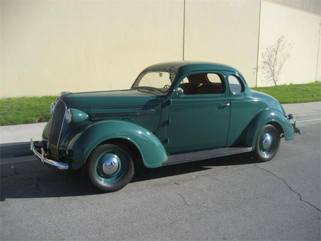 1937 Plymouth 2-Dr Coupe (CC-1445828) for sale in Brea, California
