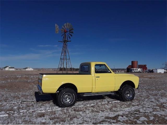 1967 GMC K1500 (CC-1440583) for sale in Cadillac, Michigan