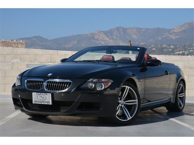 2007 BMW M6 (CC-1445837) for sale in Santa Barbara, California