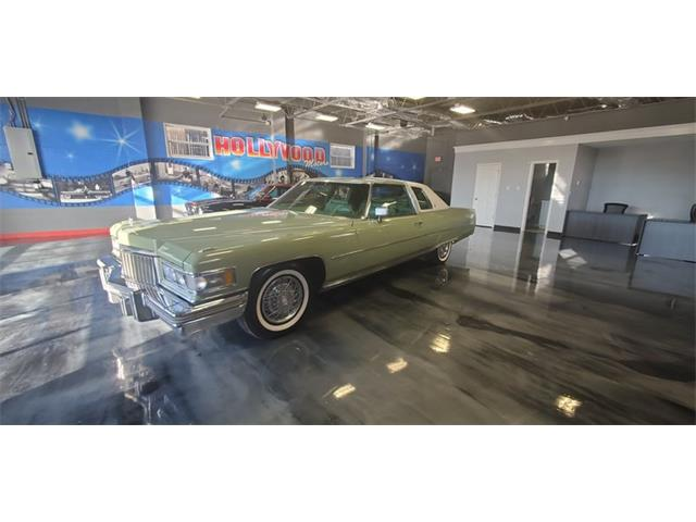 1975 Cadillac Coupe (CC-1445838) for sale in West Babylon, New York