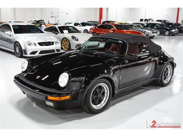 1989 Porsche 911 (CC-1445845) for sale in Jupiter, Florida