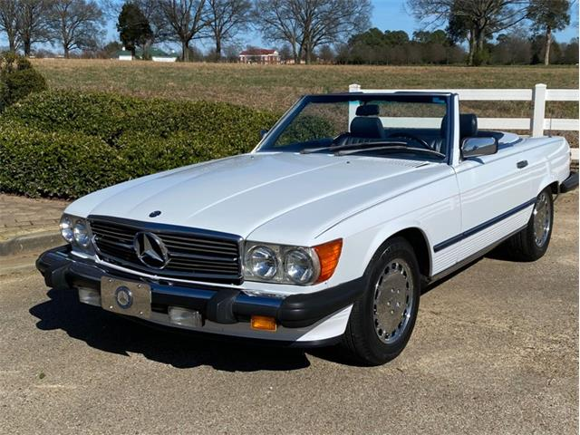 1988 Mercedes-Benz 560SL (CC-1445851) for sale in Collierville, Tennessee