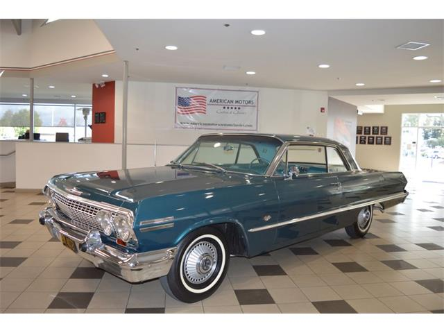 1963 Chevrolet Impala (CC-1445855) for sale in San Jose, California