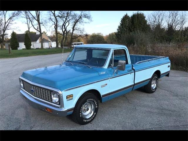 1972 Chevrolet Cheyenne (CC-1445867) for sale in Harpers Ferry, West Virginia