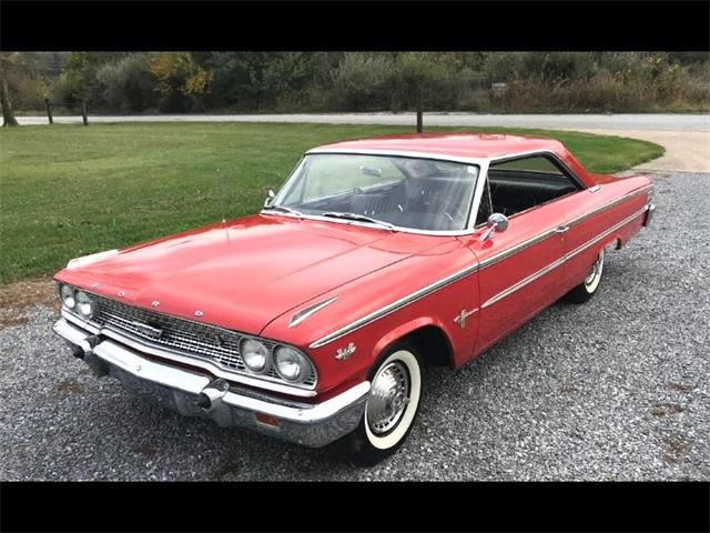 1963 Ford Galaxie 500 (CC-1445882) for sale in Harpers Ferry, West Virginia