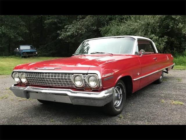 1963 Chevrolet Impala SS (CC-1445888) for sale in Harpers Ferry, West Virginia