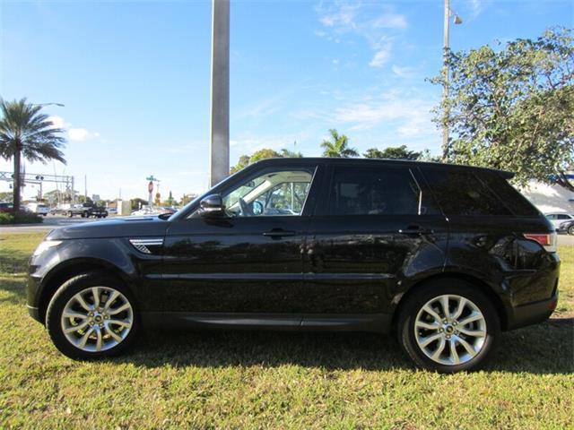 2014 Land Rover Range Rover Sport (CC-1445892) for sale in Delray Beach, Florida