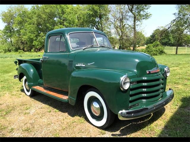 1953 Chevrolet 3100 (CC-1445894) for sale in Harpers Ferry, West Virginia