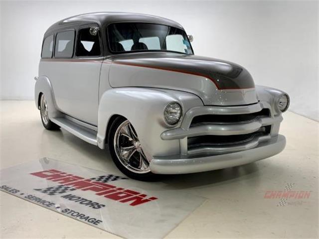 1954 Chevrolet Suburban (CC-1445903) for sale in Syosset, New York