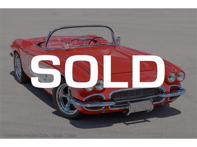 1961 Chevrolet Corvette Stingray (CC-1445904) for sale in Ocala, Florida