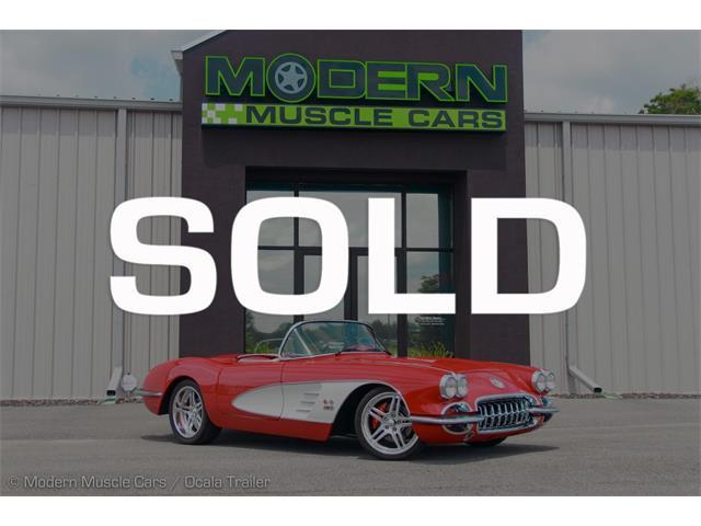 1959 Chevrolet Corvette Stingray (CC-1445906) for sale in Ocala, Florida