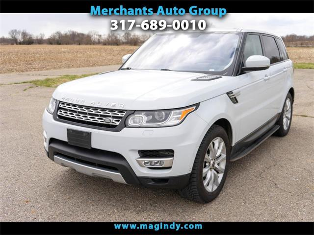 2016 Land Rover Range Rover Sport (CC-1445907) for sale in Cicero, Indiana