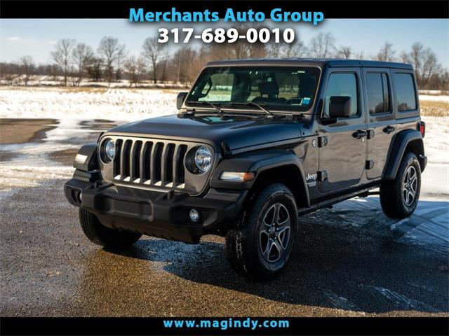 2018 Jeep Wrangler (CC-1445908) for sale in Cicero, Indiana