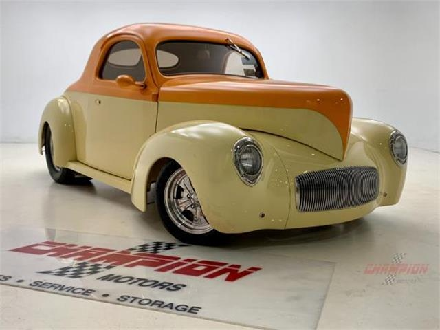 1941 Willys Coupe (CC-1445909) for sale in Syosset, New York