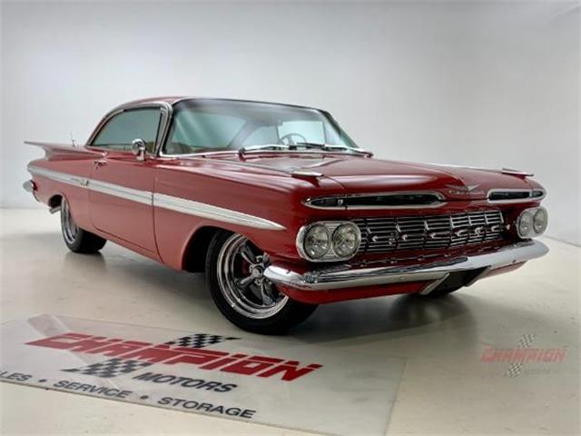 1959 Chevrolet Impala (CC-1445913) for sale in Syosset, New York