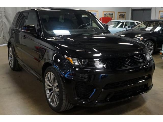 2017 Land Rover Range Rover Sport (CC-1445914) for sale in Chicago, Illinois