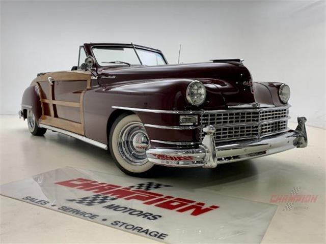 1948 Chrysler Town & Country (CC-1445919) for sale in Syosset, New York