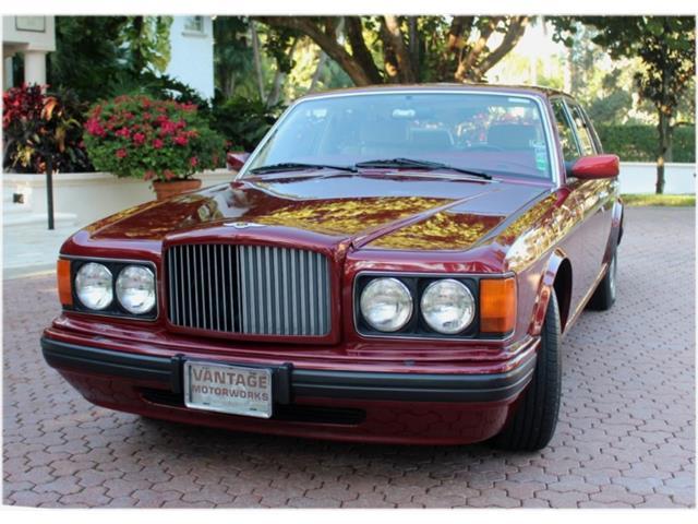 1997 Bentley Brooklands (CC-1445928) for sale in North Miami , Florida
