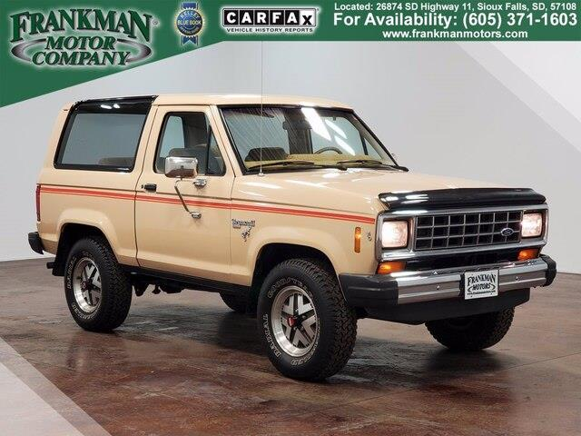 1985 Ford Bronco II (CC-1445936) for sale in Sioux Falls, South Dakota