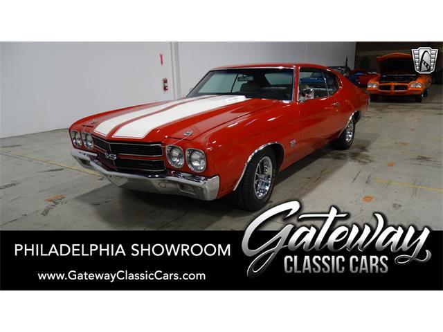 1970 Chevrolet Chevelle (CC-1445961) for sale in O'Fallon, Illinois