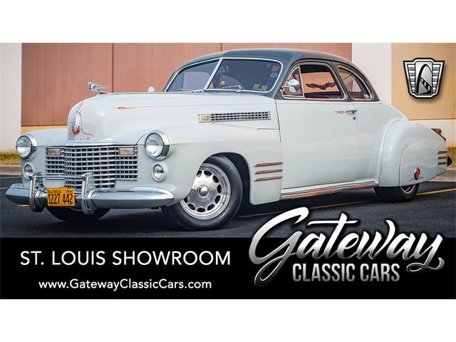 1941 Cadillac Series 62 (CC-1445963) for sale in O'Fallon, Illinois