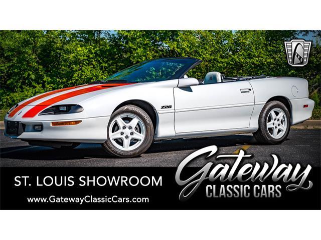 1997 Chevrolet Camaro (CC-1445965) for sale in O'Fallon, Illinois