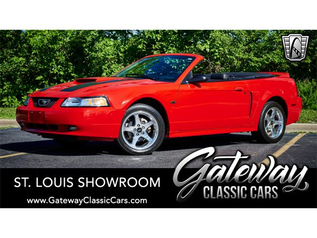 2000 Ford Mustang (CC-1445966) for sale in O'Fallon, Illinois